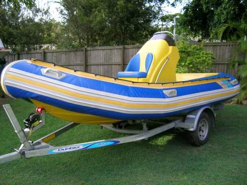 Used inflatable boat for sale uk london