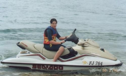 1999 SEADOO GTX RFI boat PAKENHAM VIC