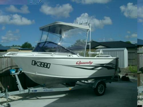 2004 4 seasons stessco 4 8mtr boat fishing boat narangba qld for Used fishing boats