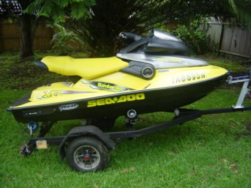 1998 SEA DOO XP LIMITED boat WILLOUGHBY NSW