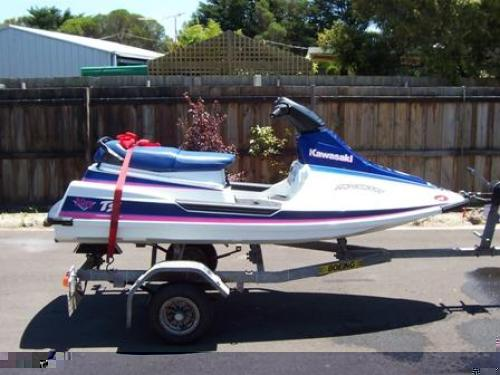 1991 Kawasaki Ts 650 Boat Jet Skis Manifold Heights Vic
