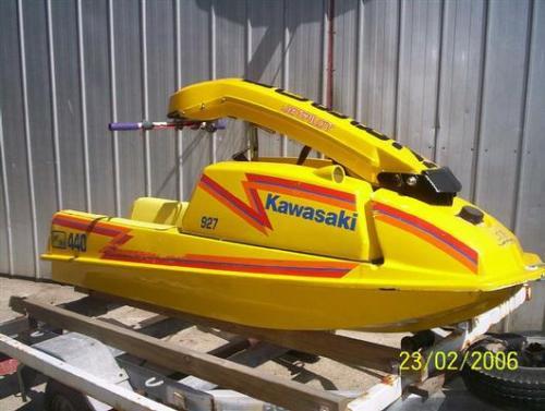 Cheap Used Jet Skis For Sale >> KAWASAKI 440 CC boat JET SKIS SPRINGVALE VIC