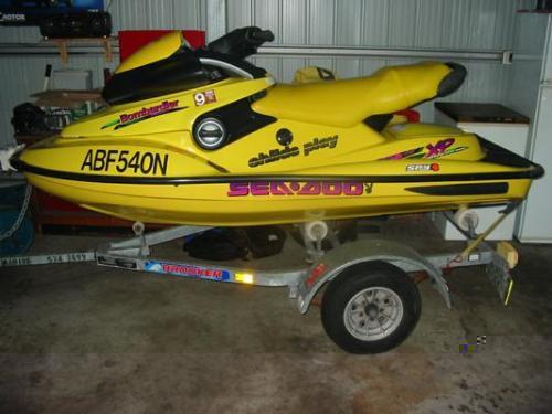 1997 Sea Doo Xp Boat Jet Skis Port Kembla Nsw