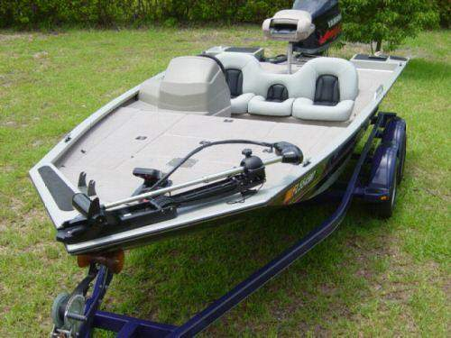 Aluminum bass boats for sale in texas