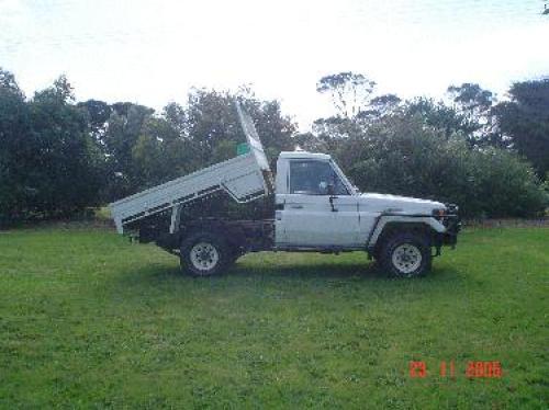 landcruiser 75