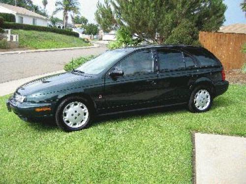 1997 Used Saturn Sw2 4 Door Car Sales Escondido Nsw 4 500