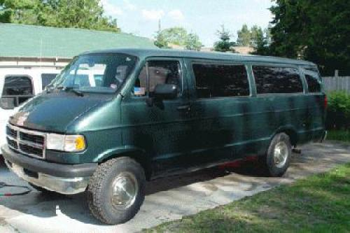 1997 Used DODGE RAM 3500 MAXI VAN Car Sales Gladwin MI QLD $3,500