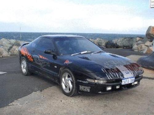 1997 used ford probe car sales victoria park perth wa 11 900. Black Bedroom Furniture Sets. Home Design Ideas