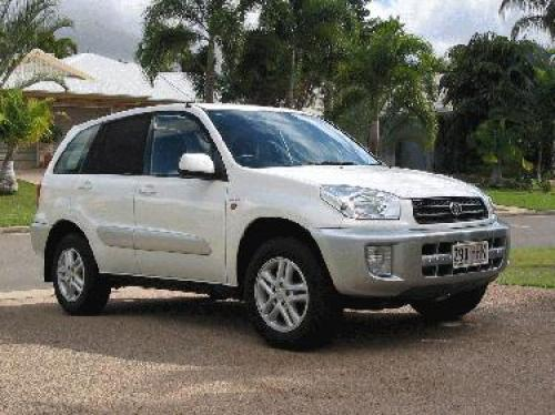 Build Date: 2003; Make: TOYOTA; Model: RAV4; Series: 2.0 Litre AWD