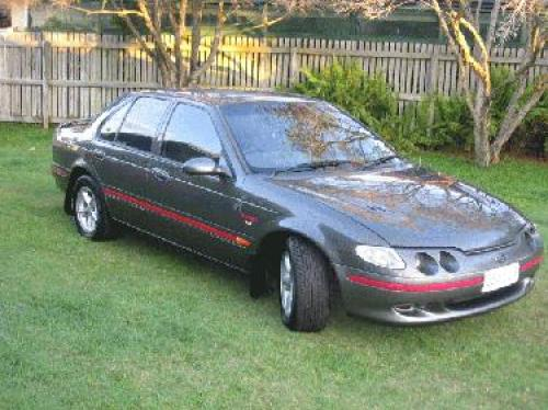 USED 1994 FORD FALCON CAR FOR SALE MACKAY QLD on ford falcon xr6 specs