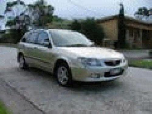 Used MAZDA 323 Astina Shades 2001 for sale with 2001 MAZ 323 ASTINA SHADES 5