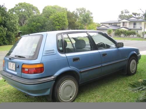1990 used toyota corolla cs limited hatchback car sales. Black Bedroom Furniture Sets. Home Design Ideas