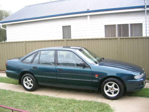 Build Date: 1995; Make: HOLDEN; Model: COMMODORE; Series: VS Executive