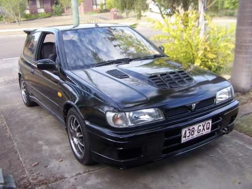 1991 Used NISSAN PULSAR GTi-R HATCHBACK Car Sales Edens ...