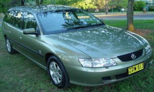 2003 Used HOLDEN COMMODORE VY ACCLAIM WAGON Car Sales Orange NSW Excellent $