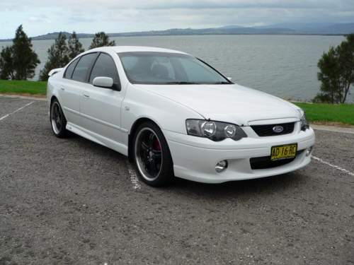 Used Cars For Sale Under 3000 >> 2005 Used FORD FALCON XR6 Turbo BA Series II SEDAN Car Sales Dapto NSW As New $29,500