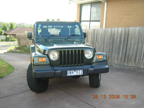 2006 used jeep wrangler 65th edition soft top car sales dandenong vic as new 31 000. Black Bedroom Furniture Sets. Home Design Ideas