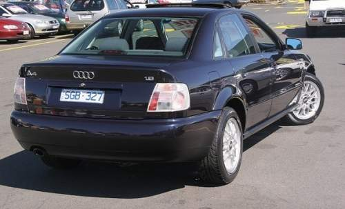 1995 audi a4 1 8t related infomation specifications weili automotive network. Black Bedroom Furniture Sets. Home Design Ideas