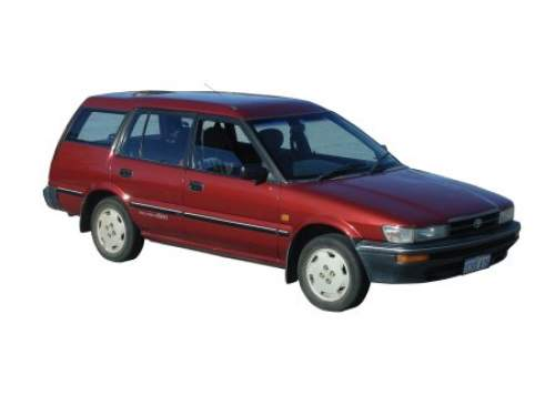 ... TOYOTA COROLLA AE95 4WD WAGON Car Sales Bentley WA Very Good $3,999