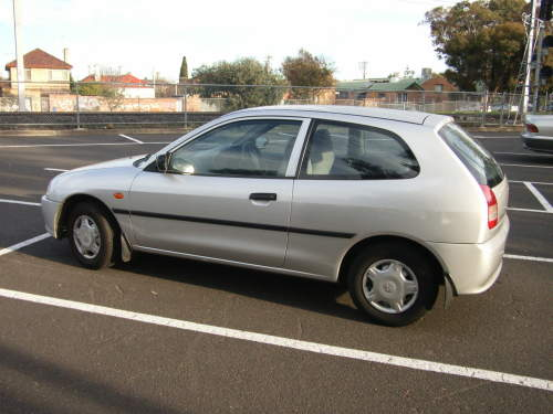 1996 Used MITSUBISHI MIRAGE HATCHBACK Car Sales Melbourne