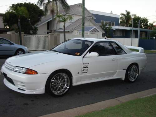 Used NISSAN SKYLINE R32 GTR for sale with Original Condition Godzilla,