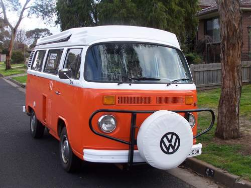 1977 Used VOLKSWAGEN KOMBI VAN Car Sales geelong VIC Excellent $ ...