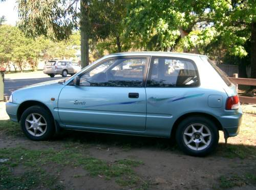 1994 Used DAIHATSU CHARADE HATCHBACK Car Sales Gladesville NSW ...