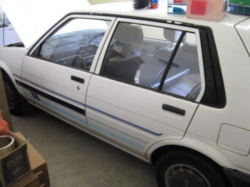 1985 used toyota corolla hatchback car sales kingston tas fair 1 200. Black Bedroom Furniture Sets. Home Design Ideas