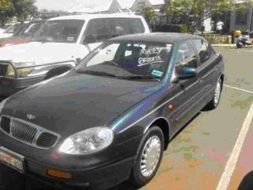 Used DAEWOO LEGANZA Specs. Build Date: 1998; Make: DAEWOO; Model: LEGANZA