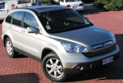 Used HONDA CR V Specs