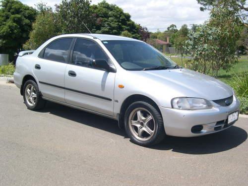 1998 Used FORD LASER SEDAN Car Sales Clayton VIC Very Good $7,300