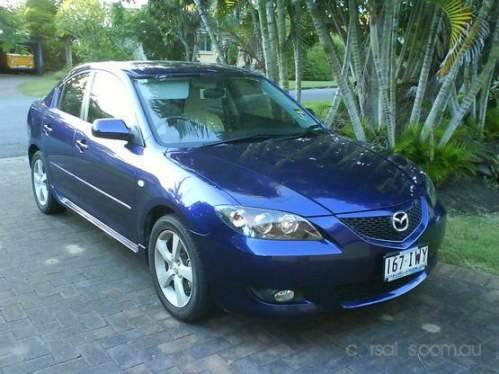 2005 used mazda 3 maxx sport sedan car sales sunnybank qld as new 19 980. Black Bedroom Furniture Sets. Home Design Ideas