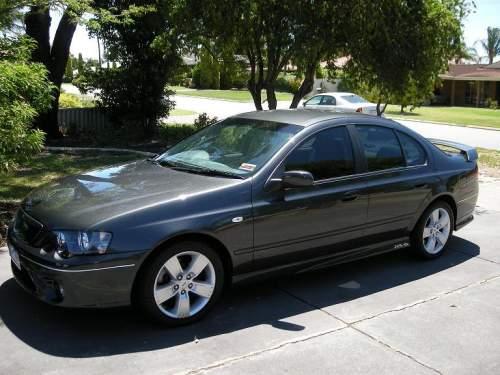 2006 Used FORD FALCON XR6 BF MK I SEDAN Car Sales Shelley WA As New $ ...