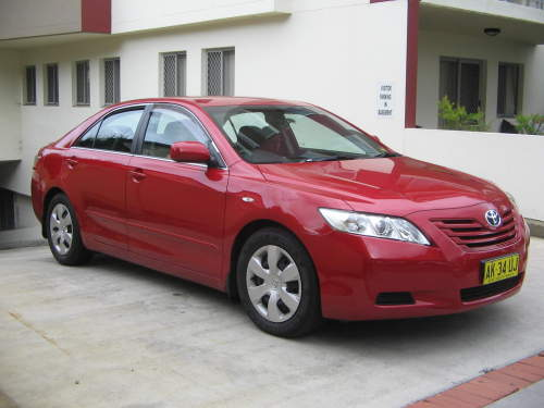 2006 used toyota camry altise sedan car sales liverpool. Black Bedroom Furniture Sets. Home Design Ideas