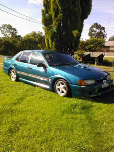 New Cars Gallery 1992 Ford Eb Ii Falcon Gt