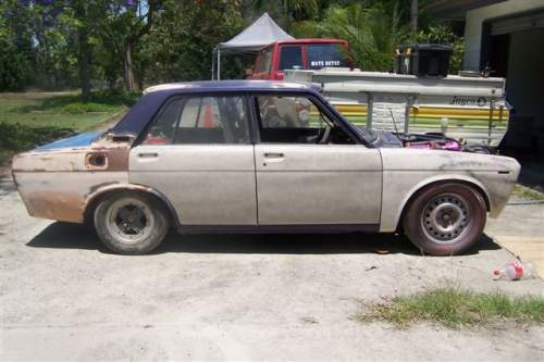 1971 Used Datsun 1600 P510 Sedan Car Sales Burpengary Qld Good