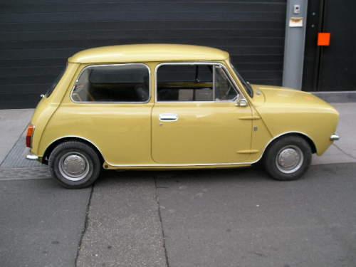 1972 Used Leyland Mini Clubman Sedan Car Sales Murrambeena