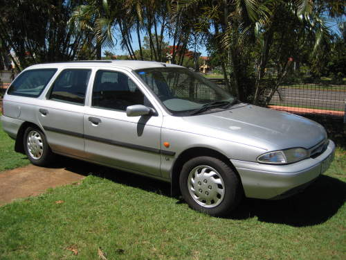 Build Date: 1995; Make: FORD; Model: MONDEO; Series: Price: $3250