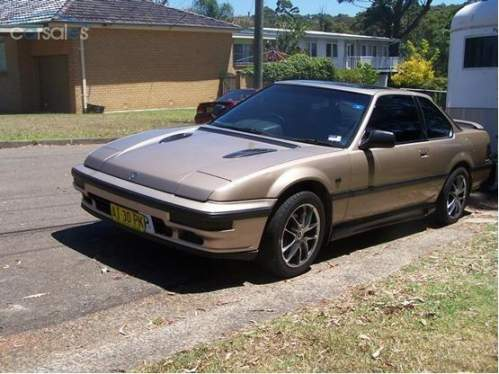 Used HONDA PRELUDE 3rd Gen 4WS Coupe 2door for sale with 1988 Honda Prelude