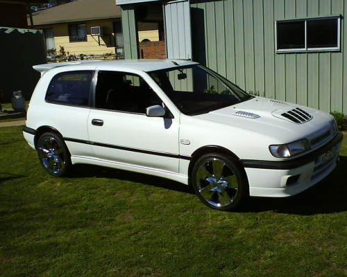 Used NISSAN PULSAR GTI-R for
