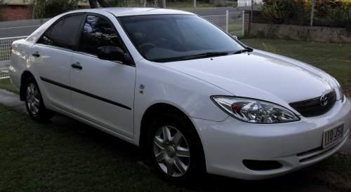 2003 used toyota camry altise mcv36r sedan car sales rockhampton qld excellen. Black Bedroom Furniture Sets. Home Design Ideas