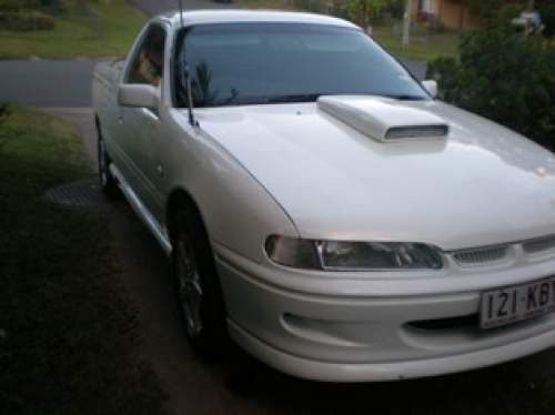 Used HOLDEN COMMODORE VS Series3 V6 3 for sale with V6 VS Ute Holden