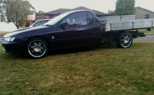2004 Used Holden Commodore One Tonner Vy Ute Car Sales