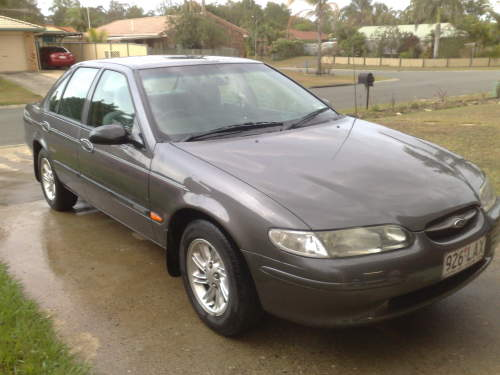 1997 Used Ford Falcon El Gli Classic El Sedan Car Sales