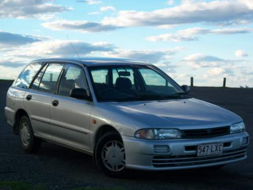1998 Used MITSUBISHI LANCER CE GLXI WAGON Car Sales brisbane QLD Very ...