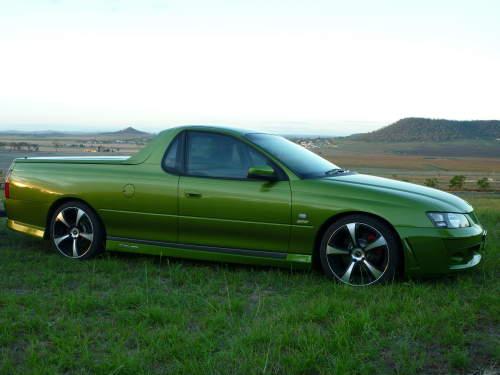 2003 used hsv maloo y series number 54 y series ute car sales