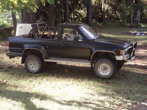 1984 used toyota 4runner hardtop car sales tweed nsw good 2 500. Black Bedroom Furniture Sets. Home Design Ideas
