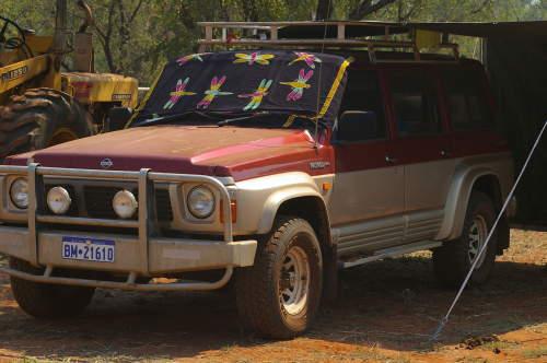 1991 used nissan patrol off road 4x4 car sales wunguri nt good 5 000. Black Bedroom Furniture Sets. Home Design Ideas