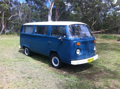 Nsw Rego Check >> 1977 Used VOLKSWAGEN KOMBI VAN Car Sales Hornsby NSW Fair ...