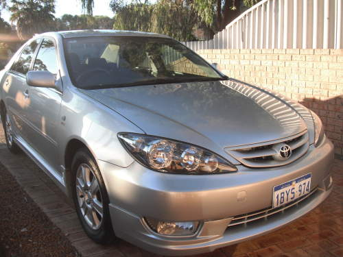 2006 used toyota camry sportivo sedan car sales heathridge wa very good 13 000. Black Bedroom Furniture Sets. Home Design Ideas